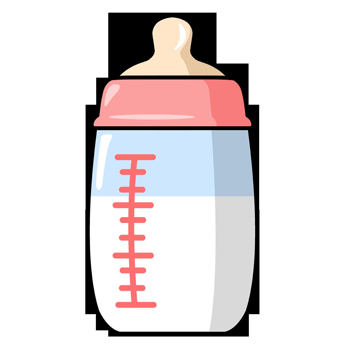 Baby girl bottle clipart clipart stock Clipart Baby Bottle & Baby Bottle Clip Art Images - ClipartALL.com clipart stock