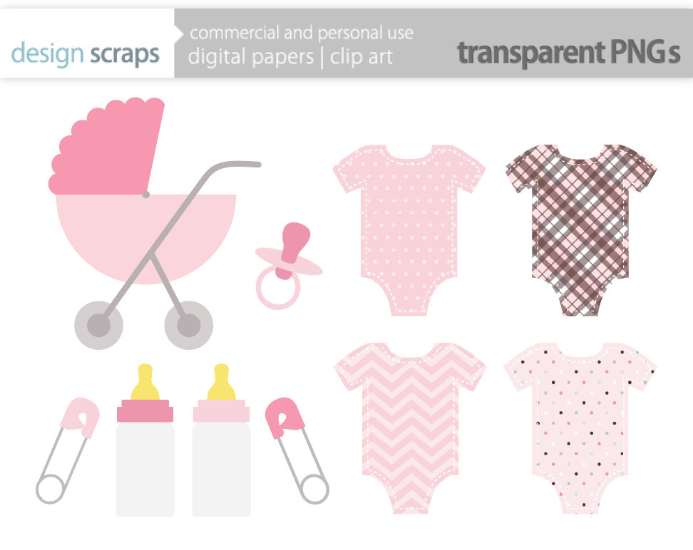 Baby girl bottle clipart image transparent download Baby Girl Booties Clipart - Clipart Kid image transparent download