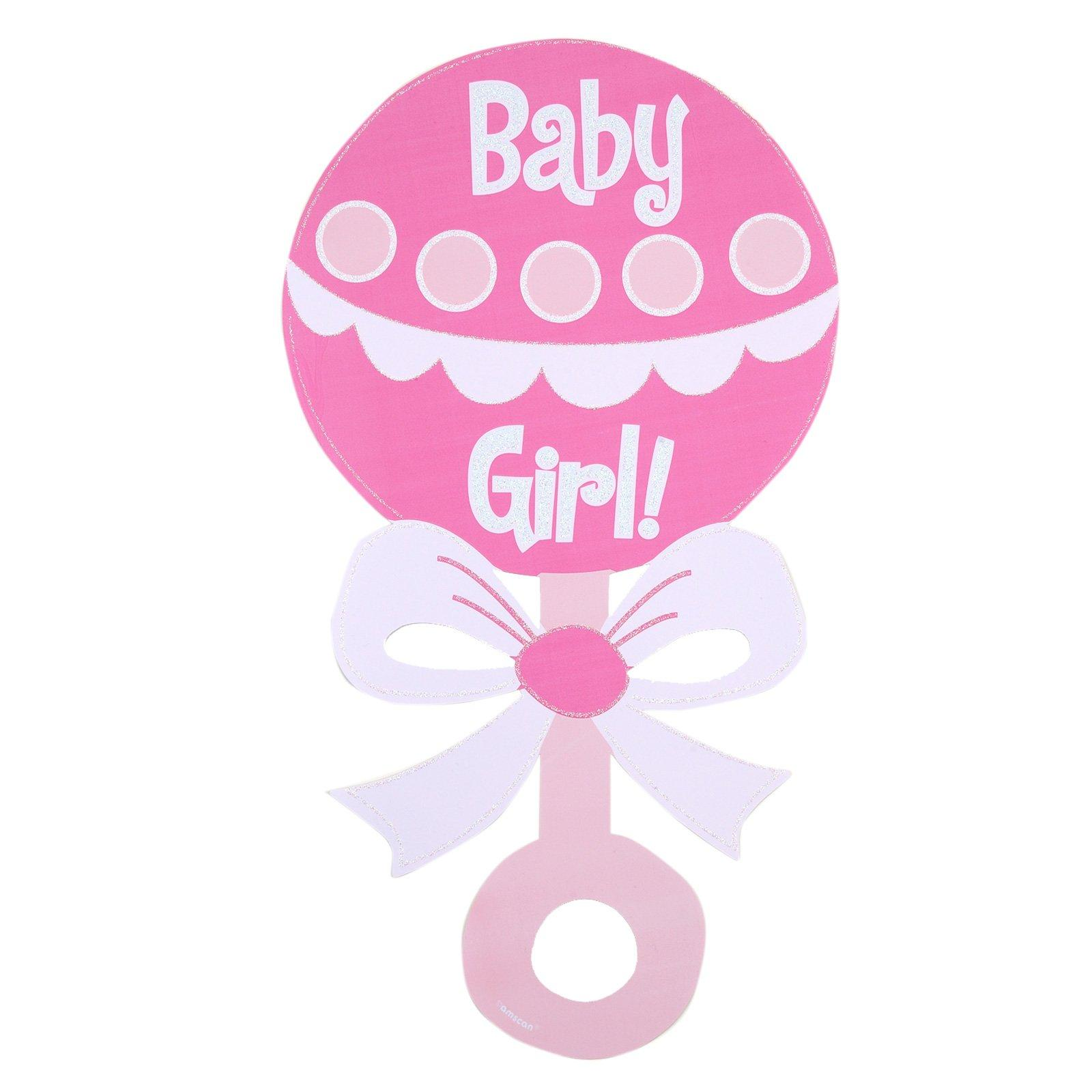 Baby girl bottle clipart svg freeuse library Baby Rattle Clipart - Clipart Kid svg freeuse library