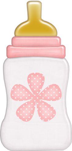 Baby girl bottle clipart banner BABY BOTTLE CLIP ART | simbolos | Pinterest | Clip art, Bottle and ... banner