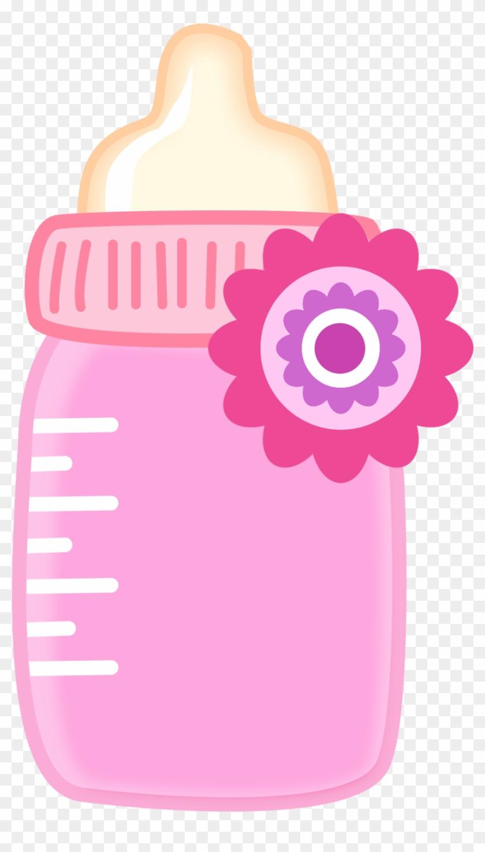 Baby girl bottles clipart clip art black and white stock Clip Art Pictures - Baby Girl Bottle Clipart - Free Transparent PNG ... clip art black and white stock