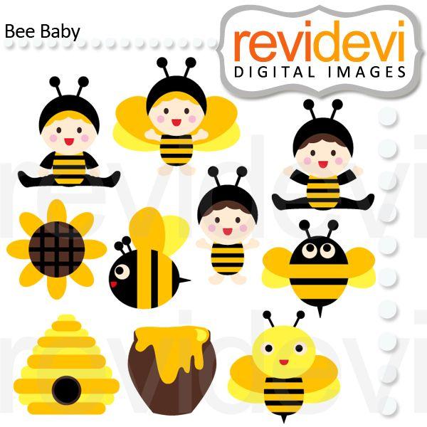Baby girl bumblebee clipart vector library download Blind bee clipart - ClipartFest vector library download