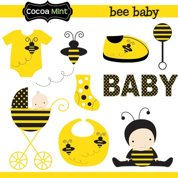 Baby girl bumblebee clipart png black and white download Baby bee clipart - ClipartFest png black and white download