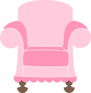 Baby girl chair clipart image freeuse Recursos Gratis para Fiestas Temáticas: Baby Shower Imagenes | Girls ... image freeuse