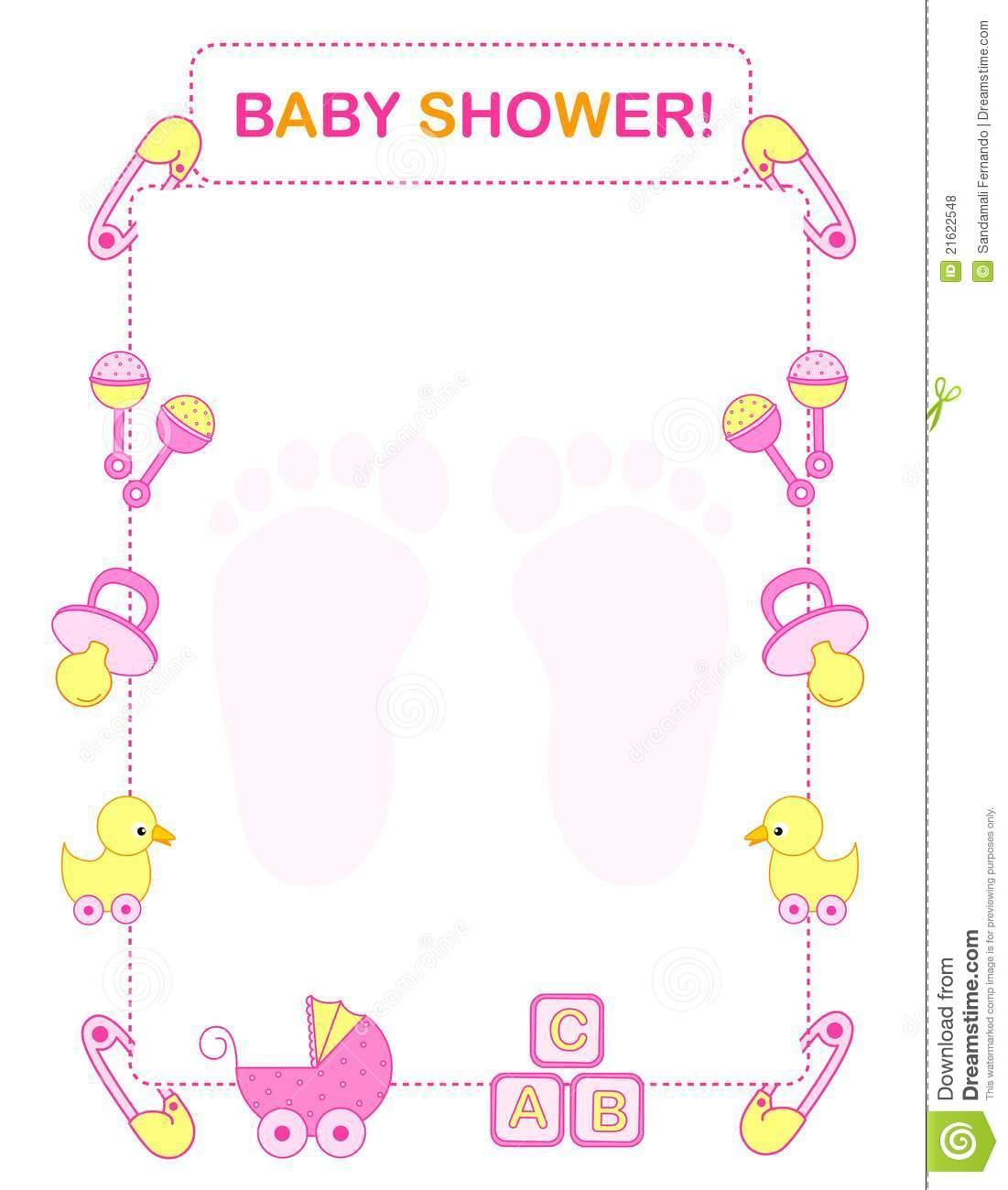 Baby girl clipart border vector download Baby Girl Borders Clipart - Clipart Kid vector download