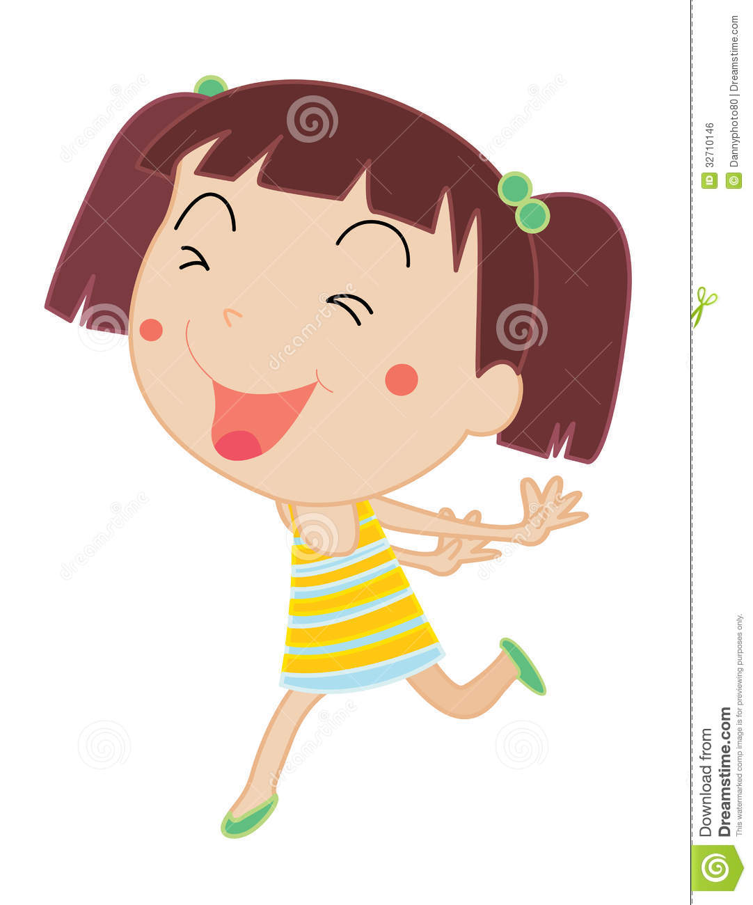 Baby girl clipart cimple. Simple child cartoon overweight
