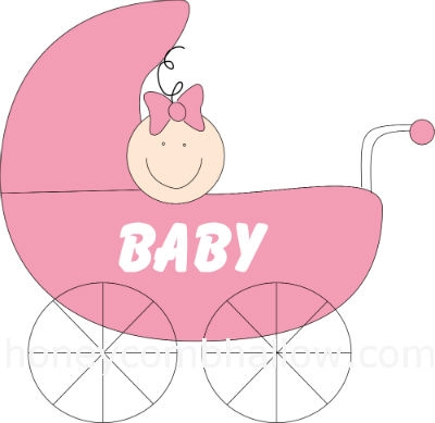 Baby girl clipart simple. Pictures welcome clip art
