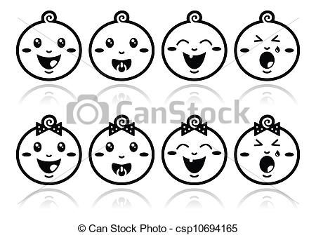 Cimple clipartfest babies cute. Baby girl clipart simple