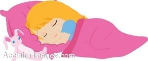 Baby girl clipart sleeping svg freeuse stock Sleey little girl clipart - ClipartFest svg freeuse stock