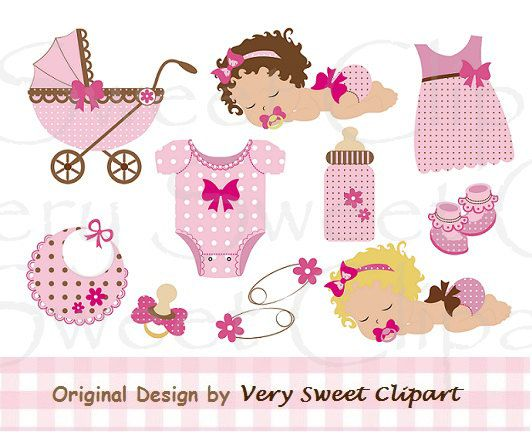 Baby girl clipart sleeping clip art free stock Best ideas about Digital By, Clipart Digital and Free Digital on ... clip art free stock