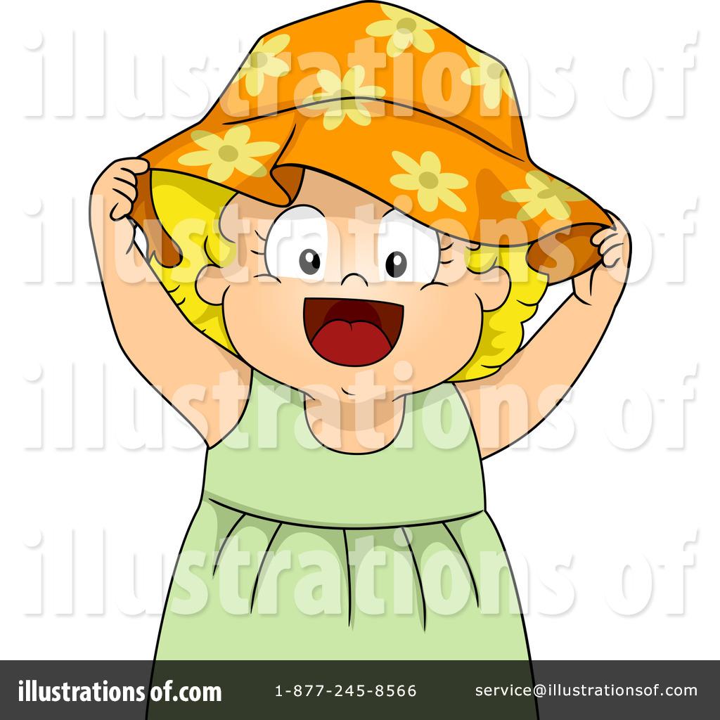 Baby girl hat clipart banner Baby Girl Clipart #1234909 - Illustration by BNP Design Studio banner