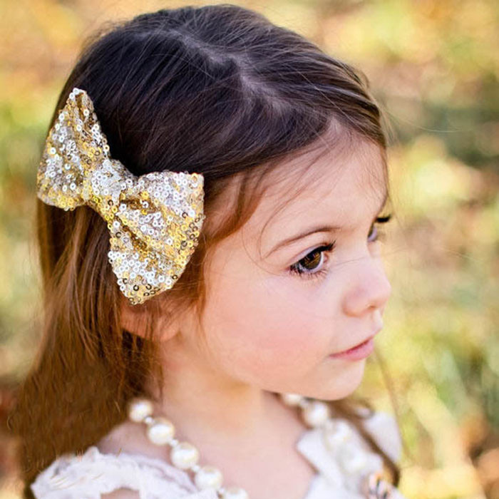 Baby girl head with big bow clipart jpg free library Online Buy Wholesale hair pin bow from China hair pin bow ... jpg free library