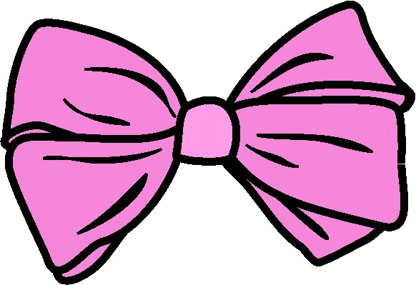 Clipartfest hair. Baby girl head with big bow clipart