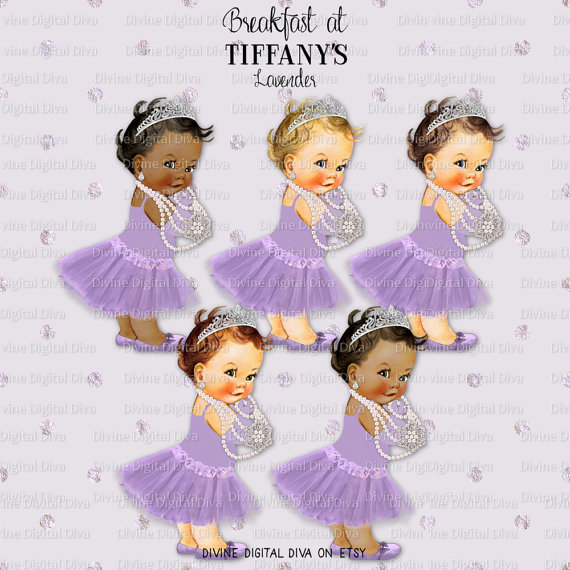 Baby girl in lavender tutu clipart png library Audrey Hepburn | Pearls Silver Tiara Lavender Tutu | Princess ... png library