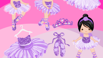 Baby girl in lavender tutu clipart png transparent library Free Ballerina Tutu Cliparts, Download Free Clip Art, Free Clip Art ... png transparent library