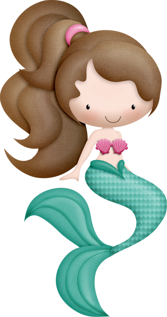 Baby girl mermaid clipart clipart transparent library HD Kmill Png Clip Art And Mermaids - Baby Mermaid Clipart , Free ... clipart transparent library