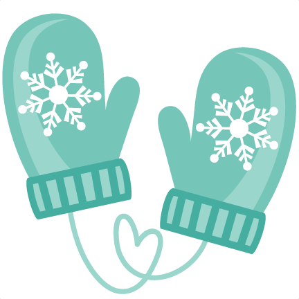 Blue mitten clipart svg free Winter Hat And Gloves Clipart | Free download best Winter Hat And ... svg free