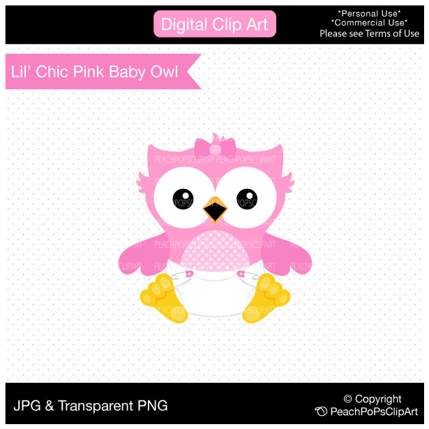 Baby girl owl clipart clip art royalty free download Baby Girl Owl Clipart - Clipart Kid clip art royalty free download