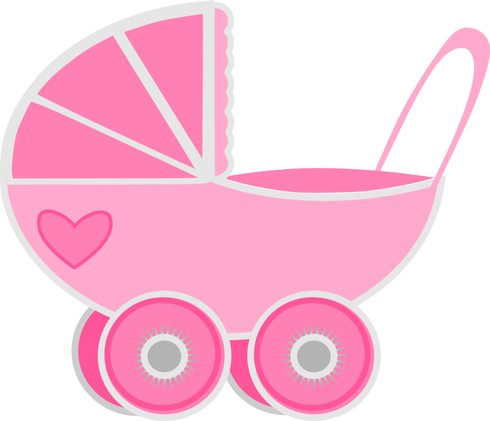 Baby girl pink clipart banner freeuse library Mixed Clip-art   Wd   Pinterest   Scrapbooking, Babies and Clip art banner freeuse library