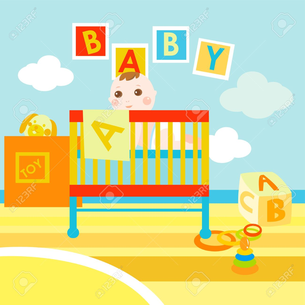 Baby girl room clipart banner free Clipart for baby girls room - ClipartFox banner free