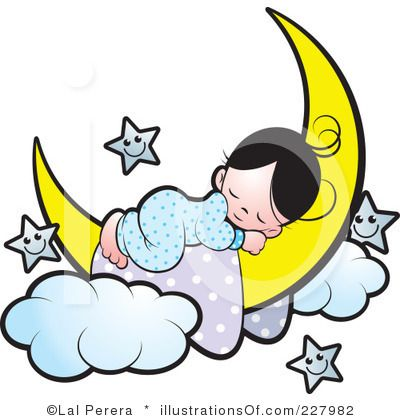 Baby sleeping clipart free image black and white library baby-sleeping-images-clip-art | Entertainent | Sleeping drawing ... image black and white library