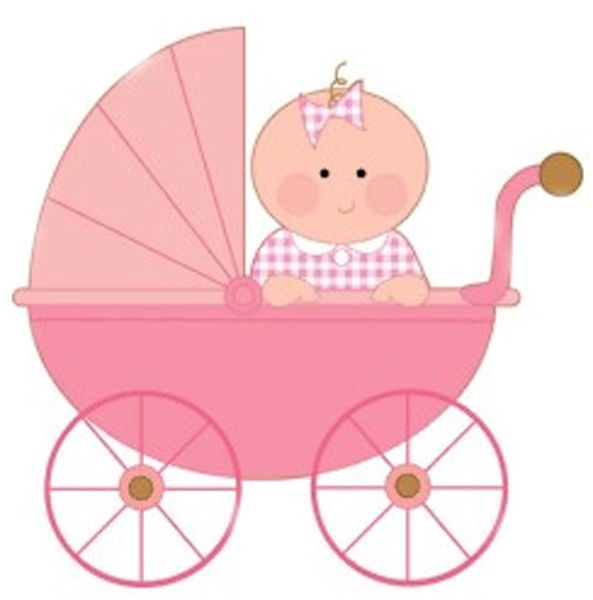 Baby girl stroler clipart png freeuse library 17 Best images about CLIP ART - BABY - CLIPART on Pinterest | Baby ... png freeuse library