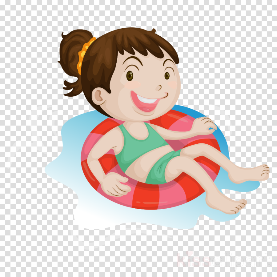 Baby girl swimming clipart clipart royalty free stock Baby Boy clipart - Girl, Illustration, Cartoon, transparent clip art clipart royalty free stock