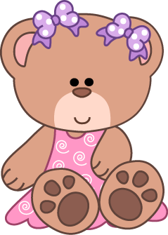 Baby girl teddy bear clipart jpg freeuse stock Pics Photos Cliparts Baby Girl Teddy Bear - Free Clipart jpg freeuse stock