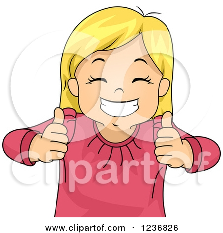 Baby girl thumbs up clipart royalty free Girl With Thumbs Up Clipart - clipartsgram.com royalty free