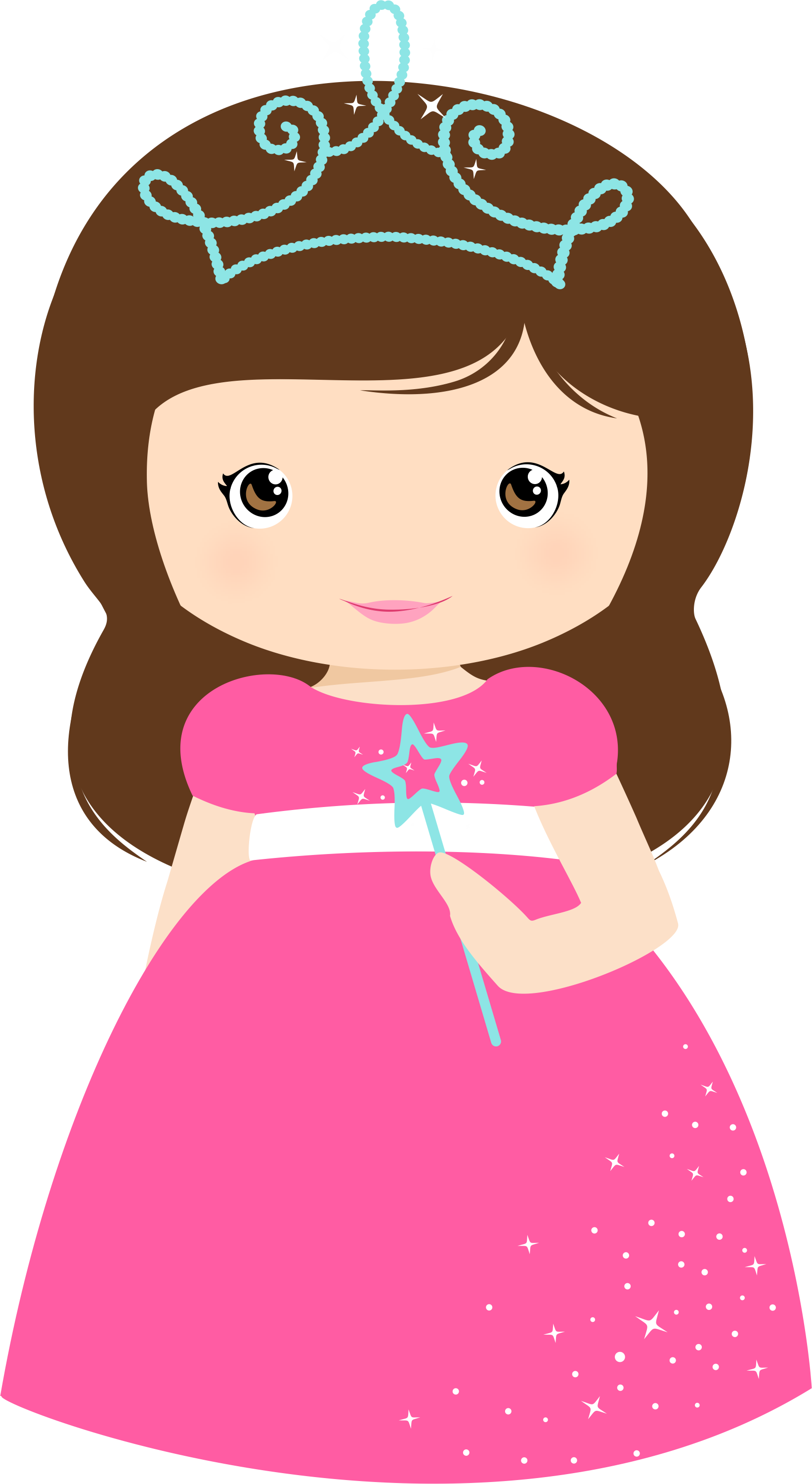 Baby girl with crown clipart picture transparent download Baby Disney Princess Clipart at GetDrawings.com | Free for personal ... picture transparent download