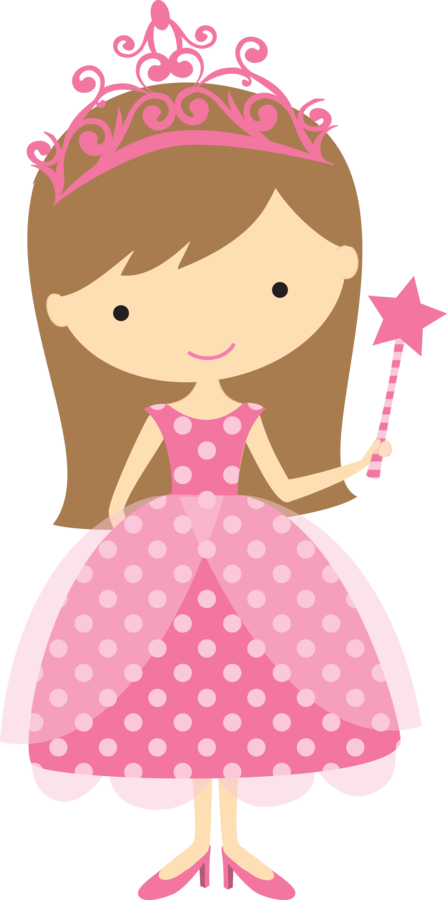Heart tiara clipart picture library Cute Clipart ❤ Minus - Say Hello! Girl Princess | Cute Clipart ... picture library