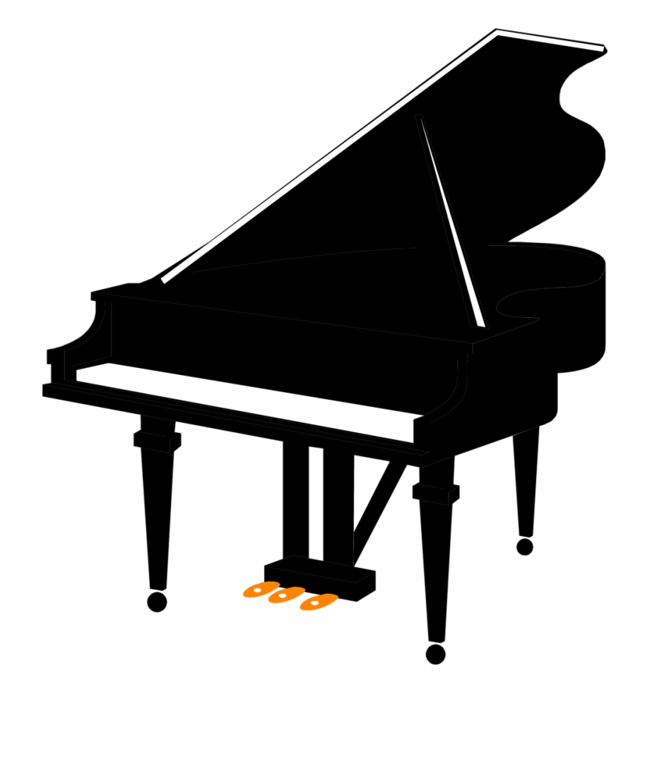Baby grand piano clipart images clip royalty free stock Clip Art Grand Piano Clip Art - Free Clipart Piano Free PNG Images ... clip royalty free stock