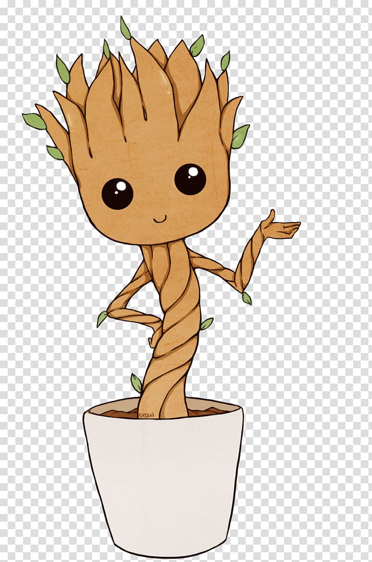 Clipart groot clip art transparent download Groot plant illustration, Baby Groot Rocket Raccoon , rocket ... clip art transparent download