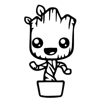 Clipart groot free download Baby groot clipart 2 » Clipart Portal free download