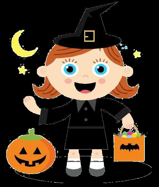 Baby halloween clipart vector library Baby Halloween Png - 3940 - TransparentPNG vector library