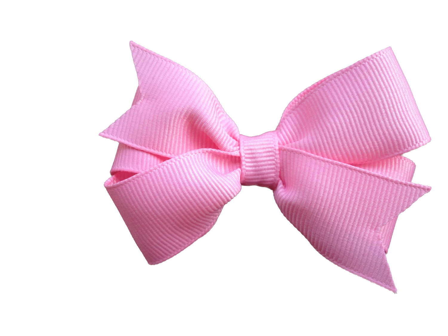 Baby head bow clipart stock 3 inch pink hair bow pink bow baby bow by BrownEyedBowtique - Clip ... stock