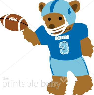 Baby holding a football clipart clip art black and white Images Of Football Player Clipart | Free download best Images Of ... clip art black and white