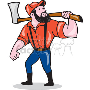 Baby holding axe clipart royalty free download paul bunyan holding an axe clipart. Royalty-free clipart # 394455 royalty free download