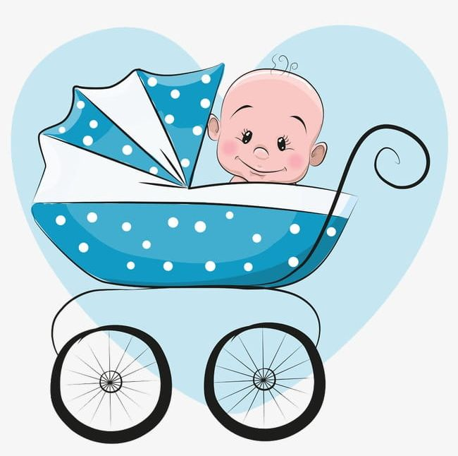 Baby in a stroller clipart freeuse download Blue Baby Stroller Sitting PNG, Clipart, Baby, Baby Clipart, Blue ... freeuse download