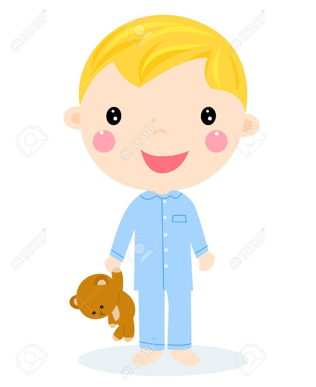 Baby in pjs clipart picture royalty free Christmas Pajamas Cliparts | Free download best Christmas Pajamas ... picture royalty free