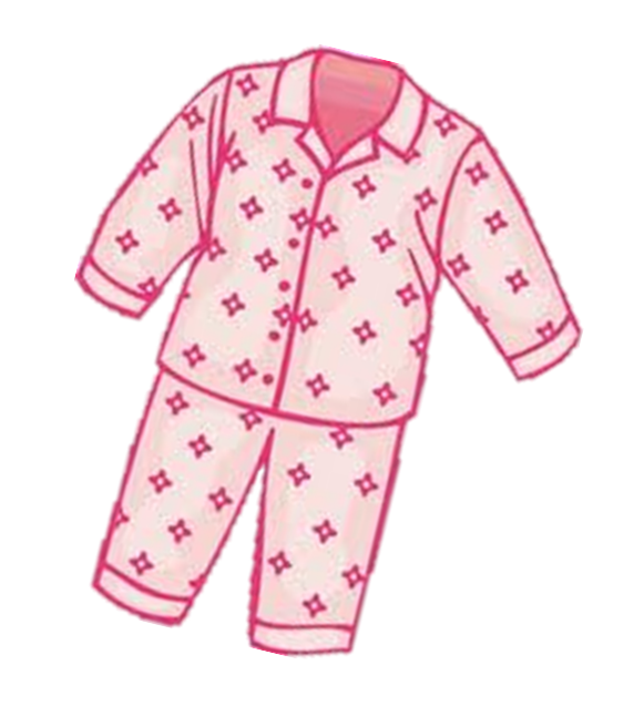 Taking off pajamas clipart girls svg Free No Pajamas Cliparts, Download Free Clip Art, Free Clip Art on ... svg