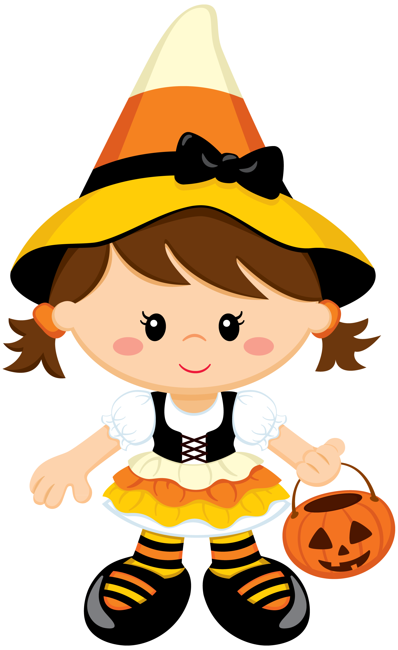 Baby in turkey outfit clipart svg black and white library Brujita | Halloween Fun | Pinterest | Halloween fun and Svg file svg black and white library