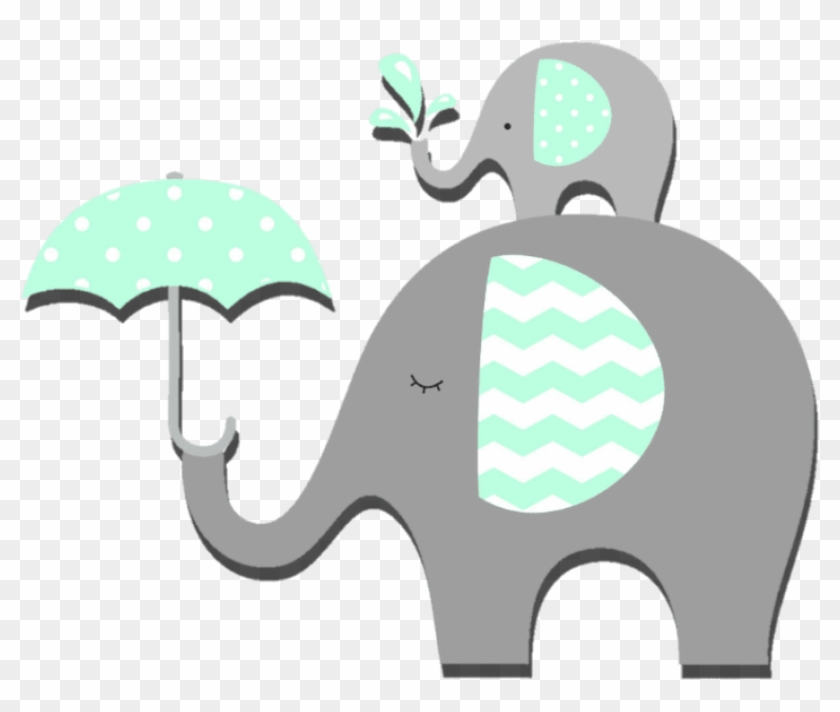 Baby india elephants clipart jpg library download Free Png Download Baby Shower Elephant Png Images Background ... jpg library download