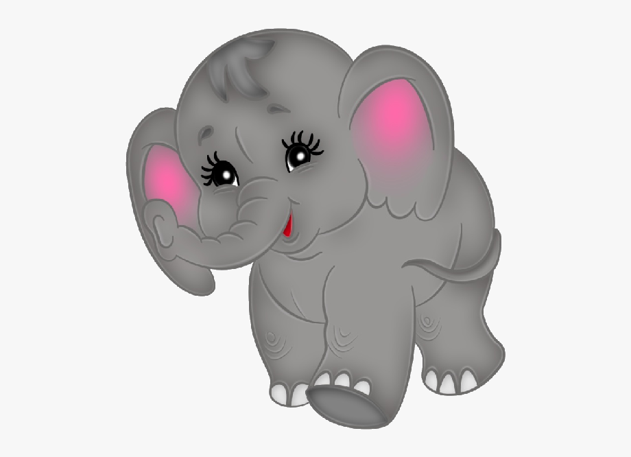 Free clipart elephant cartoon vector royalty free stock Baby Elephant Clipart - Cute Baby Elephant Cartoon #4702 - Free ... vector royalty free stock