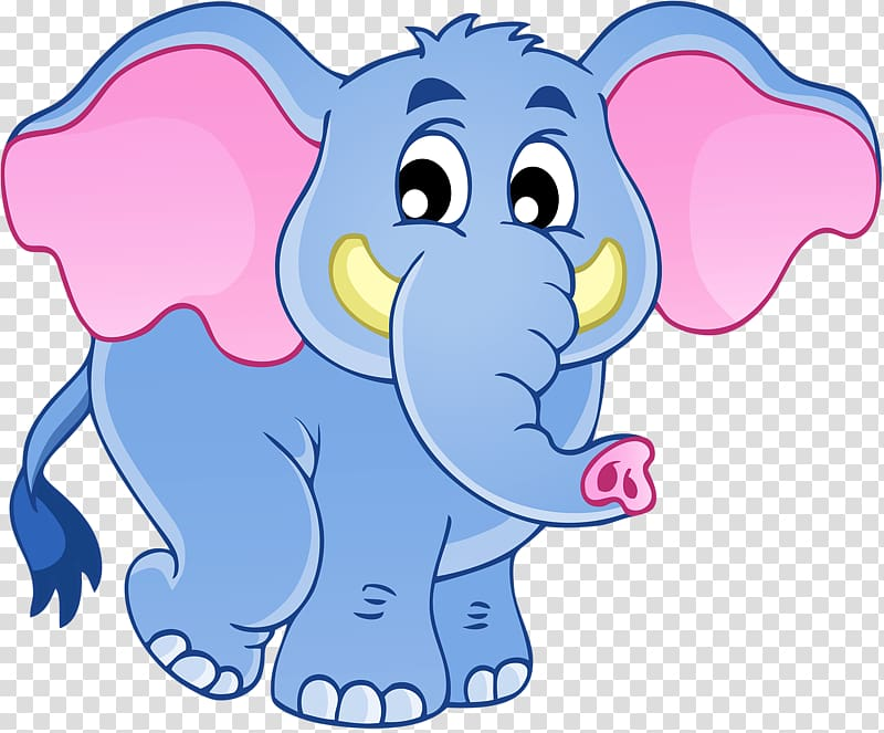 Baby indian elephants clipart clipart library library African elephant Indian elephant , Hand-painted baby elephant ... clipart library library