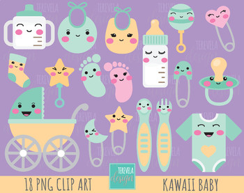 Baby items clipart picture freeuse stock BABY SUPPLIES CLIPART, BABY ITEMS picture freeuse stock