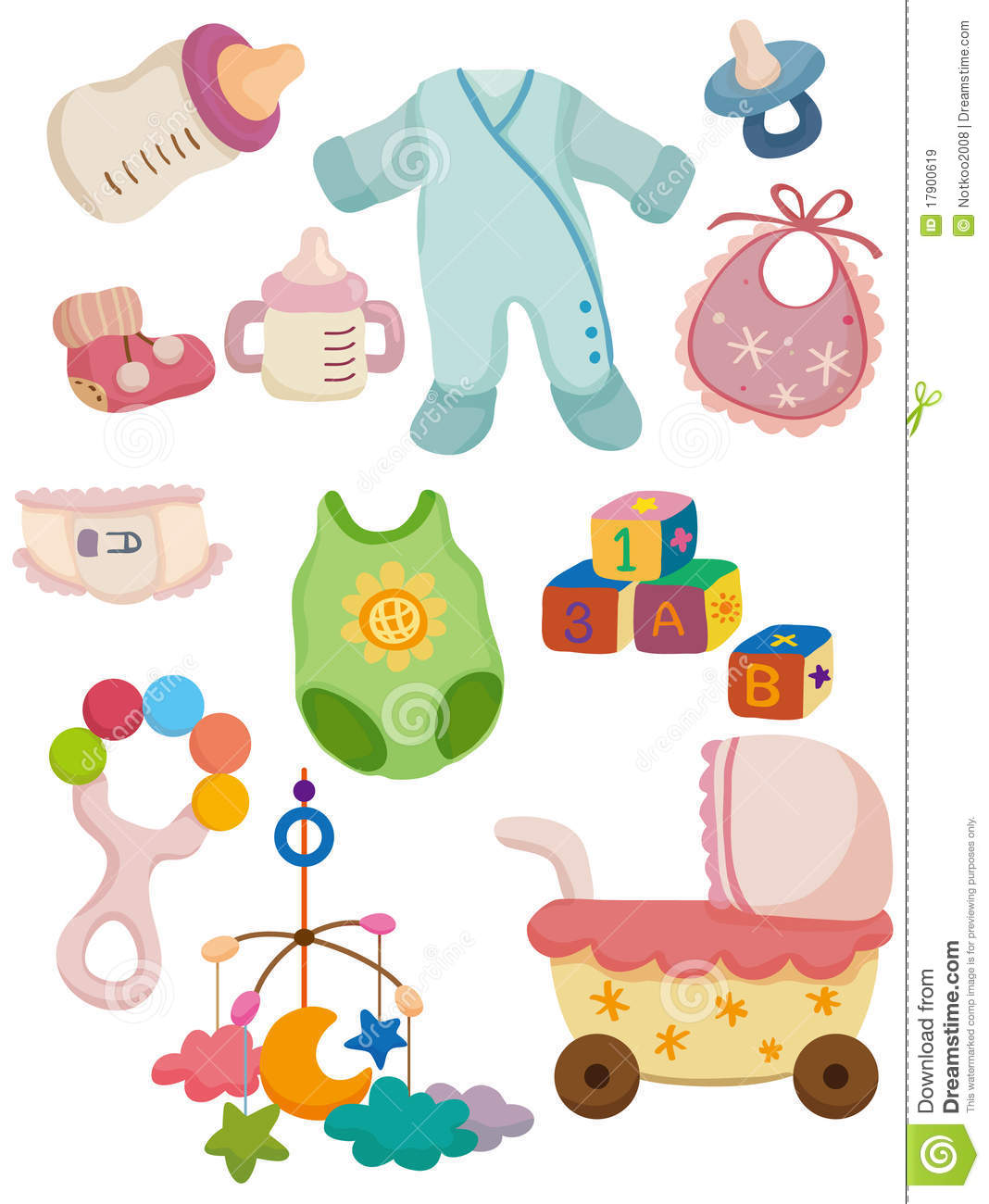Baby items clipart png 102+ Baby Stuff Clipart | ClipartLook png