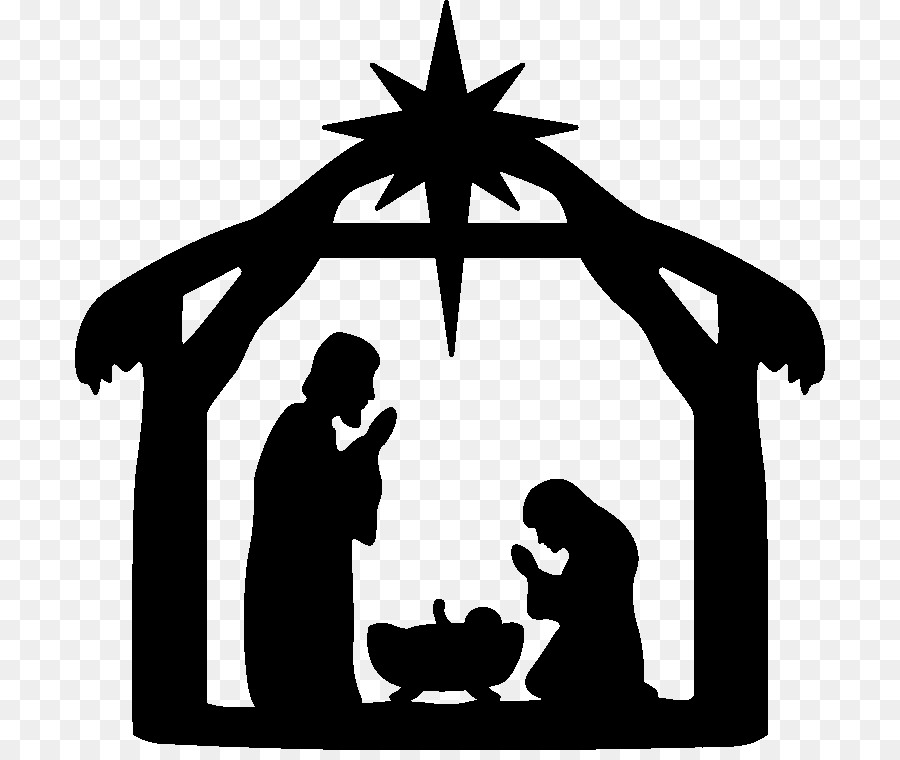 Baby jesus clipart sillouette picture free stock Free Baby Jesus Silhouette, Download Free Clip Art, Free Clip Art on ... picture free stock