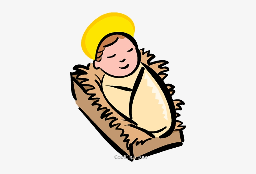 Baby jesus clipart clipart library library Baby Jesus Royalty Free Vector Clip Art Illustration - Baby Jesus ... clipart library library