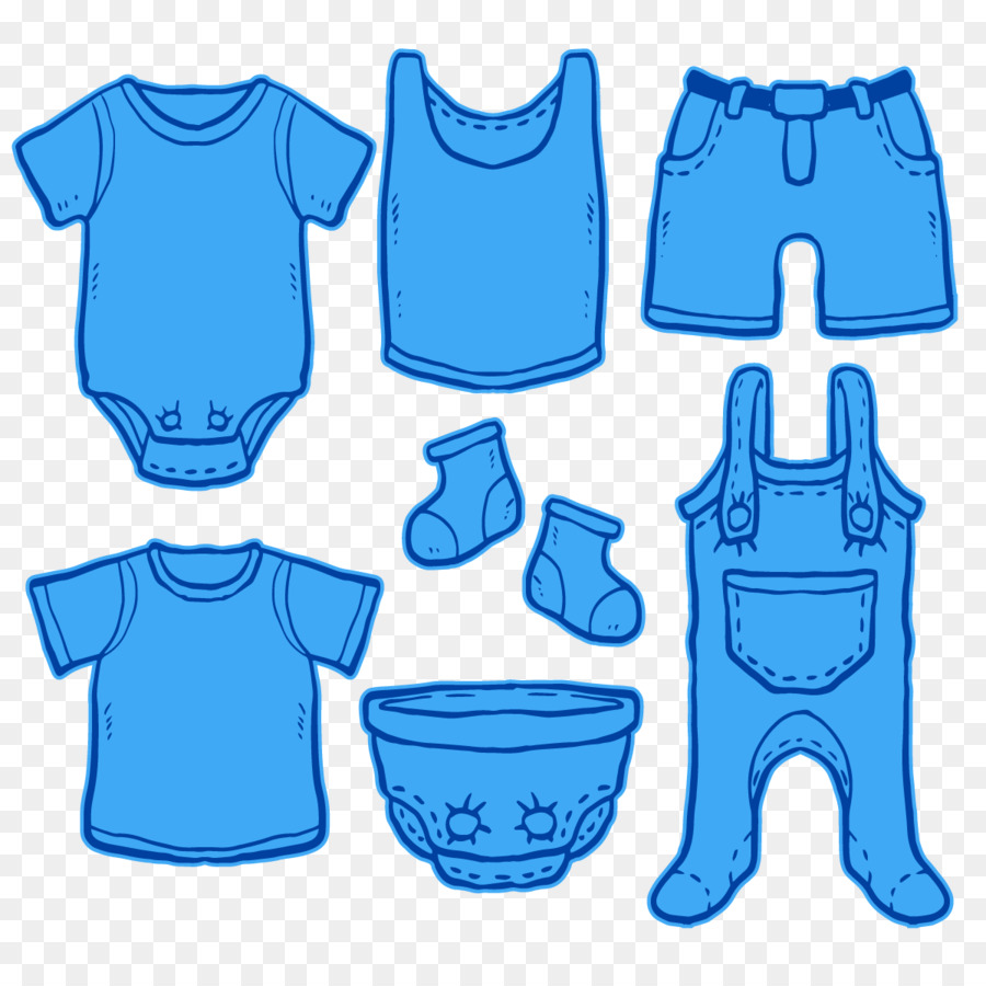 Baby jumper clipart picture black and white stock Baby Boy png download - 1200*1200 - Free Transparent Tshirt png ... picture black and white stock
